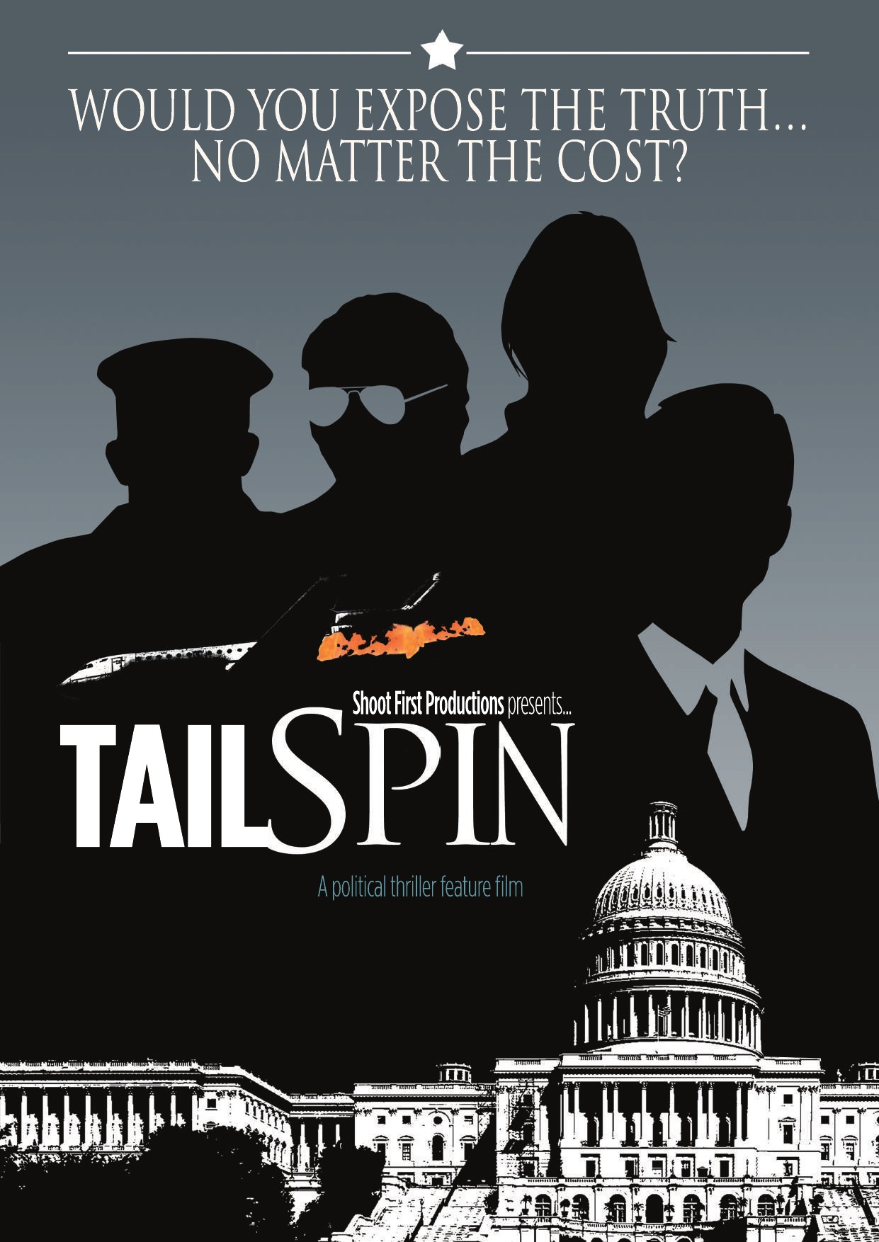 Spec script Tail Spin listed as Spec Scout Top Submission