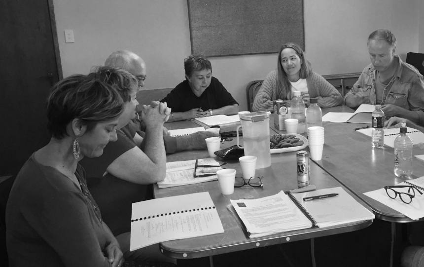 Bed Ridden table read May 2019 - 1