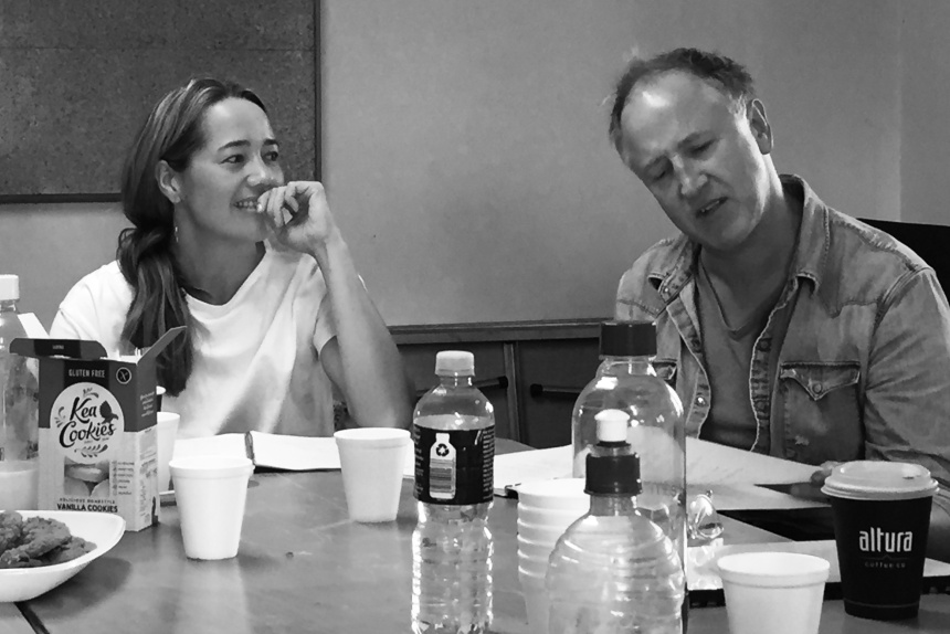 Bed Ridden table read May 2019 - 3